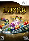 Rent Luxor: Pharaoh's Challenge for Wii