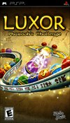 Rent Luxor: Pharaoh's Challenge for PSP Games