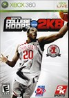 Rent College Hoops NCAA 2K8 for Xbox 360
