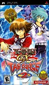 Rent Yu-Gi-Oh! GX Tag Force 2 for PSP Games
