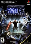 Rent Star Wars: The Force Unleashed for PS2