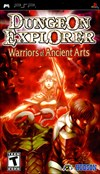Rent Dungeon Explorer: Warriors of Ancient Arts for PSP Games