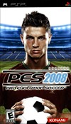 Rent Pro Evolution Soccer 2008 for PSP Games