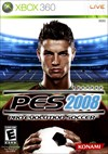 Rent Pro Evolution Soccer 2008 for Xbox 360