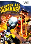 Rent Destroy All Humans! Big Willy Unleashed for Wii