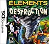 Rent Elements of Destruction for DS