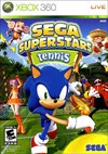 Rent Sega Superstars Tennis for Xbox 360