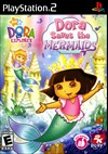 Rent Dora the Explorer: Dora Saves the Mermaids for PS2