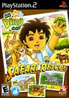 Rent Go, Diego, Go!: Safari Rescue for PS2