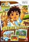 Rent Go, Diego, Go!: Safari Rescue for Wii