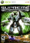 Rent Supreme Commander for Xbox 360