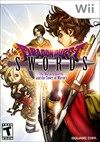 Rent Dragon Quest Swords: The Masked Queen and the Tower of Mirrors for Wii