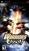Rent Warriors: Orochi for PSP Games