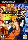 Rent Naruto: Ultimate Ninja 3 for PS2