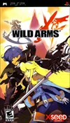 Rent Wild Arms XF for PSP Games