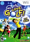 Rent We Love Golf! for Wii