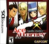Rent Ace Attorney: Apollo Justice for DS