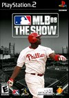 Rent MLB 08: The Show for PS2