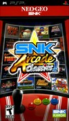 Rent SNK Arcade Classics Volume 1 for PSP Games