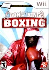Rent Don King Boxing for Wii
