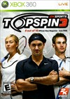 Rent Top Spin 3 for Xbox 360