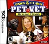 Rent Paws & Claws: Pet Vet Healing Hands for DS