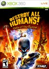 Rent Destroy All Humans! Path of the Furon for Xbox 360