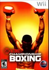 Rent Showtime Championship Boxing for Wii