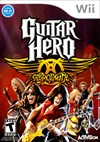 Rent Guitar Hero: Aerosmith for Wii