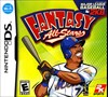 Rent Major League Baseball 2K8 Fantasy All-Stars for DS