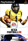 Rent NCAA Football 09 for PS2