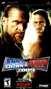 Rent WWE SmackDown vs. Raw 2009 for PSP Games