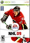 Rent NHL 09 for Xbox 360
