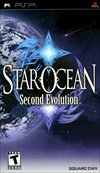 Rent Star Ocean: Second Evolution for PSP Games