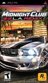 Rent Midnight Club: LA Remix for PSP Games