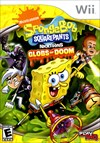 Rent SpongeBob SquarePants featuring Nicktoons: Globs of Doom for Wii
