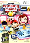 Rent Cooking Mama: World Kitchen for Wii