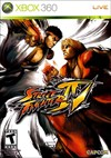 Rent Street Fighter IV for Xbox 360