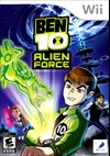 Rent BEN 10: ALIEN FORCE The Game for Wii