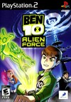 Rent BEN 10: ALIEN FORCE The Game for PS2