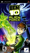 Rent BEN 10: ALIEN FORCE The Game for PSP Games