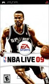 Rent NBA Live 09 for PSP Games