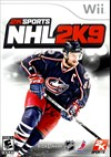 Rent NHL 2K9 for Wii