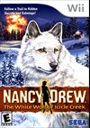 Rent Nancy Drew: The White Wolf of Icicle Creek for Wii