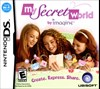 Rent My Secret World by Imagine for DS