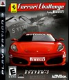 Rent Ferrari Challenge Trofeo Pirelli for PS3