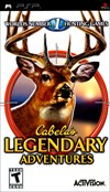 Rent Cabela's Legendary Adventures for PSP Games