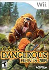 Rent Cabela's Dangerous Hunts 2009 for Wii
