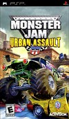 Rent Monster Jam: Urban Assault for PSP Games