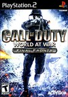 Rent Call of Duty: World at War - Final Fronts for PS2